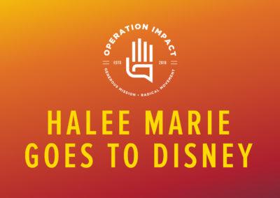 Halee Marie